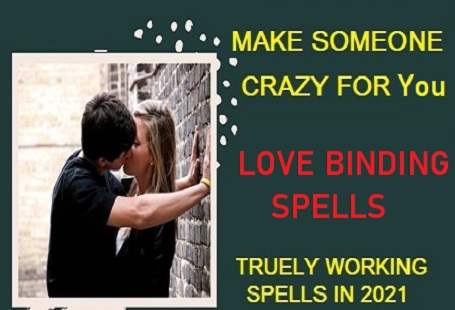 You love spells make to a man Spell To