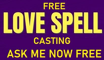 Free spell a cast love Real Love